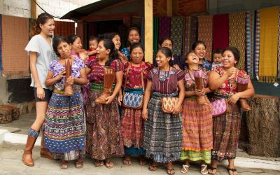 IKATS OF THE WORLD: GUATEMALA!