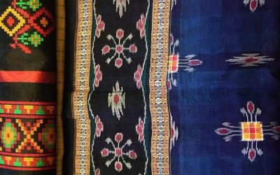 IKATS OF THE WORLD: INDIA!